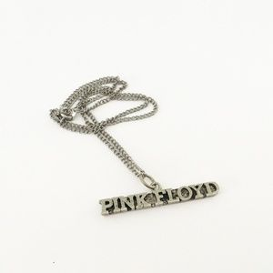 Pink Floyd Necklace Vintage